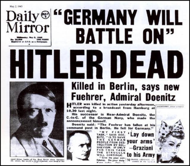 """Якобы, он бежал из Берлина за границу по так называемой """"крысиной тропе"""". Она представляла из себя """"окно"""" на границе со Швейцарией. Через него высокопоставленные чиновники Третьего Рейха с подложными документами пробирались в нейтральную страну, а уж из нее направлялись в фашистскую Испанию или страны Латинской Америки."""