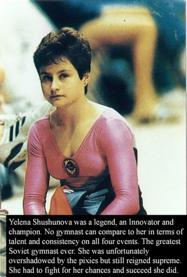 На Олимпиаде в Сеуле в 1988 году стала абсолютной чемпионкой по спортивной гимнастике, после чего ушла из большого спорта.
