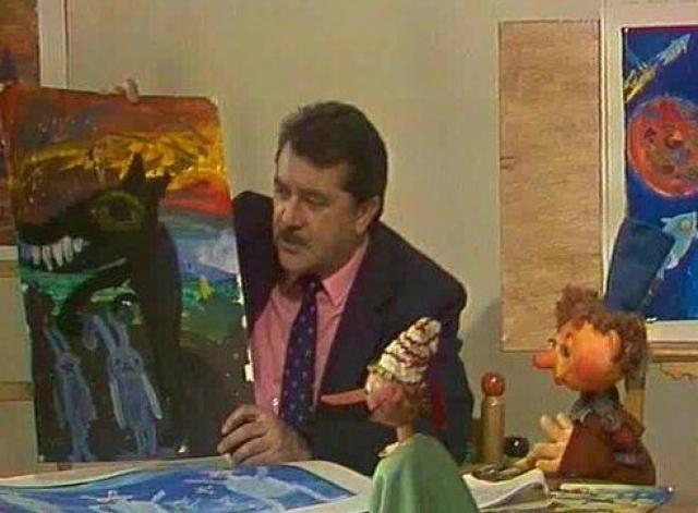 """В адрес передачи приходили целые мешки писем с рисунками, лучшие из которых отбирались для телепередачи. """"Выставка Буратино"""" (или просто """"Выставбура"""") просуществовала на советском телевидении много лет и уже давно не выходит в эфир."""