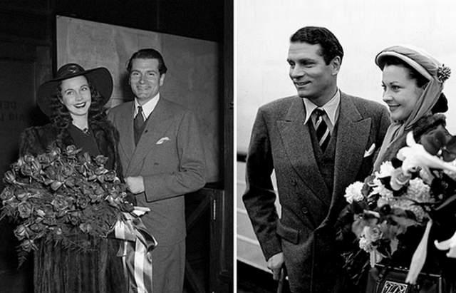 """15 лет они мучались, пока в 1958-м Оливье не подарил на день рождения супруге шикарный """"Роллс-ройс"""", после чего преподнес и второй """"подарок"""" - сообщение о том, что они разводятся."""