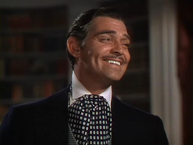 """Однако, этого актера все помнят по образу Ретта Батлера, который он создал в картине """"Унесенные ветром"""". Когда-то его называли королем Голливуда."""