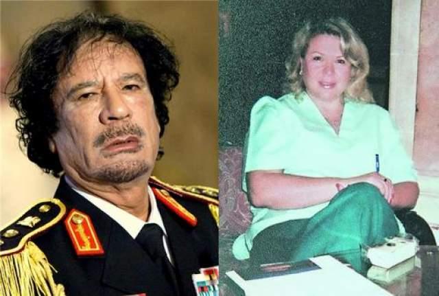 Галина Колонитцкая и Муаммар Каддафи WikiLeaks однажды написал о том, что у Муаммара Каддафи был роман с 38-летней медсестрой Галиной Колонтцкой. По информации сайта, именно она была главной любовницей ливийского диктатора, Каддафи не мог обойтись без нее ни в одной поездке.