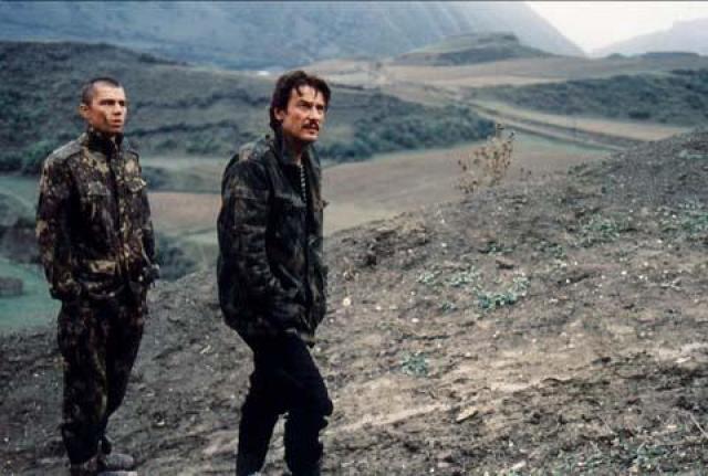 На 20 сентября были запланированы съемки в Кармадонском ущелье, где надо было отснять всего одну сцену фильма. Из-за задержки с транспортом начало съемки перенесли с 9:00 на 13:00.