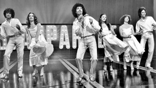 """Изхар Коэн & Alphabeta , Израиль (""""A-ba ni-bi""""), 1978 год"""