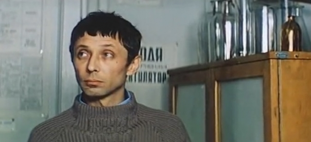 """Последней его работой в кино стала роль Виктора Свиридова в фильме """"Незваный друг"""" (1980)."""