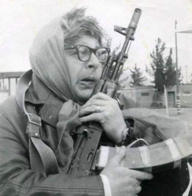 Вероника Маврикевна