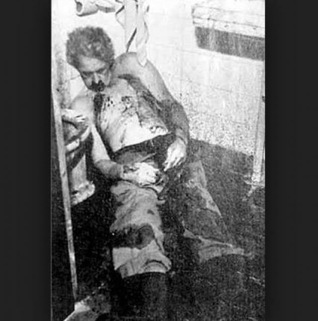 Бразильские власти отказались выдать Вагнера властям Израиля, ГДР, Польши и Австрии. Но все же нацистский палач погиб при странных обстоятельствах - был заколот ножом в грудь. Официальная версия гласит: самоубийство.