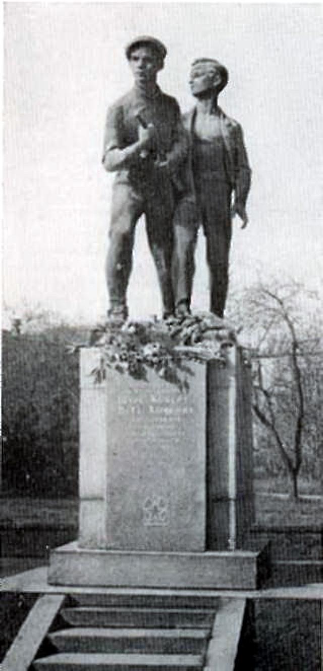 Вернувшись в Николаев, мальчики доставили подпольщикам радиопередатчик, взрывчатку, оружие. 24 ноября 1942 году мальчики были арестованы гестапо и казнены.