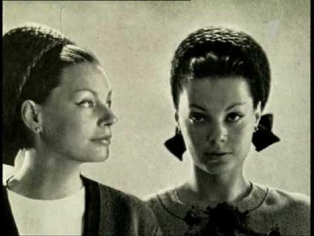 """Биография """"советской Софи Лорен"""" становится однозначной лишь с 1953 года, когда 17-летняя Регина Колесникова приехала в Москву и поступила во ВГИК. Правда, не на актерский, а на экономический факультет."""