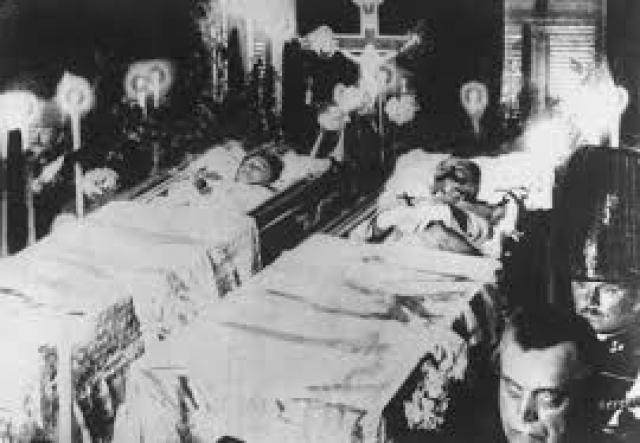 """Вместо своеобразного """"балканского узла"""" Принсип и его пособники развязали узел войны: убийство эрцгерцога стало сигналом к первой мировой."""