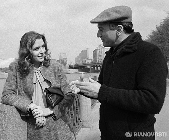 Позже он уже приезжал в Москву на фестивали в 1983 и 1987 годах.