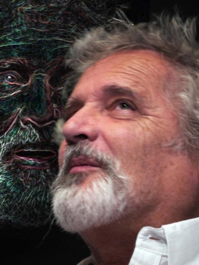 Картина была написана в 1973 году художником из Австрии.