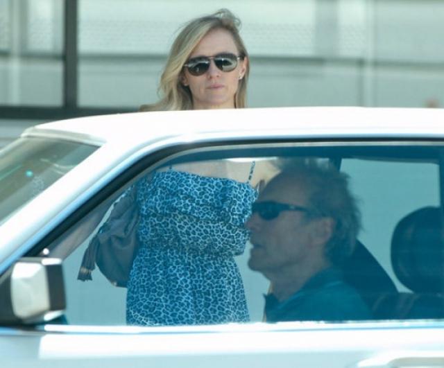Актера заметили с новой возлюбленной Эрикой Томлинсон-Фишер . Пресса сообщает, что именно Эрика стала причиной развала крепкого брака.