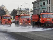 Оранжевый уровень погодной опасности объявлен в Москве