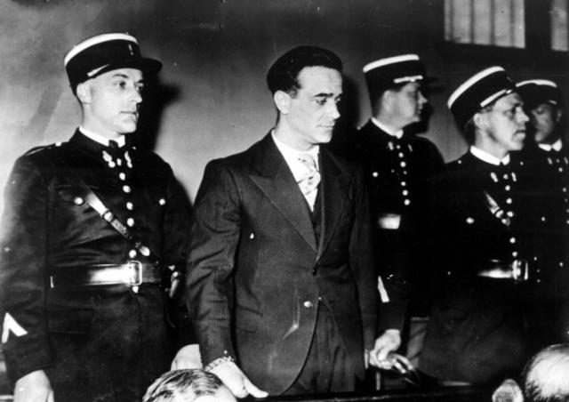 Вейдман сознался во всех преступлениях. 16 июня президент Франции Альбер Лебрен отклонил ходатайство о помиловании.
