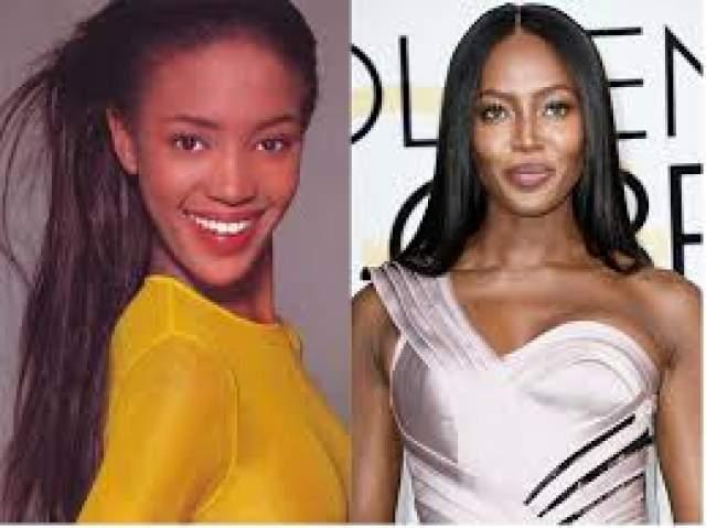 Таким образом, Кэмпбелл оказалась первой чернокожей моделью, появившейся на заглавной странице названного журнала. С этого момента и началась модельная биография Наоми.
