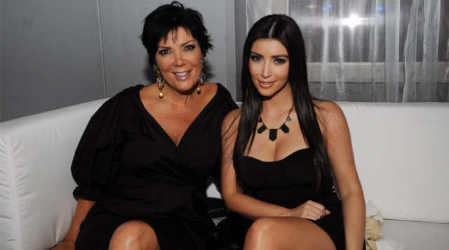 Позже появлялась информация, что видео продал никто иной, как мать Ким !