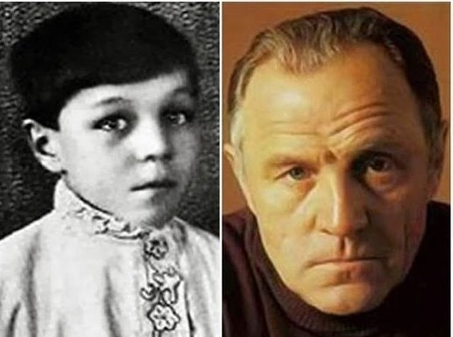 Михаил Ульянов до пятнадцати лет не имел ни малейшего представления о театре, пока случайно не зашел в детскую театральную студию.