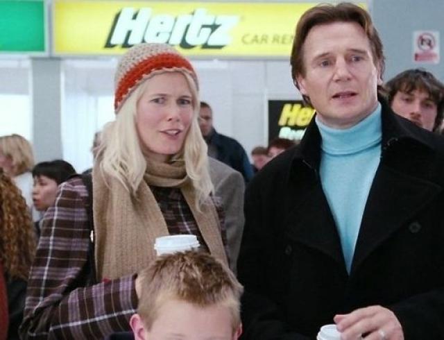 """Последнюю роль в кино Шиффер сыграла в фильме режиссера Ричарда Кертиса """"Реальная любовь"""" в 2003 году."""
