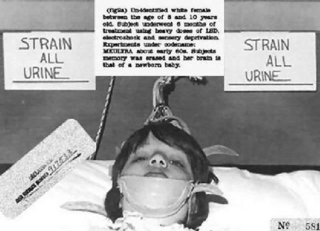 Проект MKULTRA Проект MKULTRA - это кодовое название секретной программы американского подразделения ЦРУ, целью которого был поиск и изучение средств манипулирования сознанием, например, для вербовки агентов или для извлечения информации на допросах, в частности, с помощью использования психотропных химических веществ (оказывающих воздействие на сознание человека)