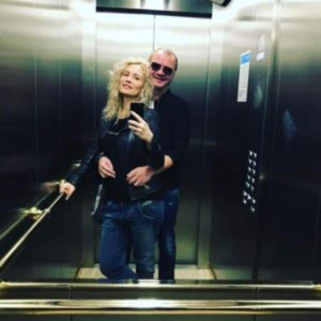 В апреле 2017 года стало известно, что новый мужчина Кати, бизнесмен Игорь Мацанюк, сделал Екатерине предложение. Влюбленные подали заявление в ЗАГС. В том-же году у журналистки родился второй сын Серафим.