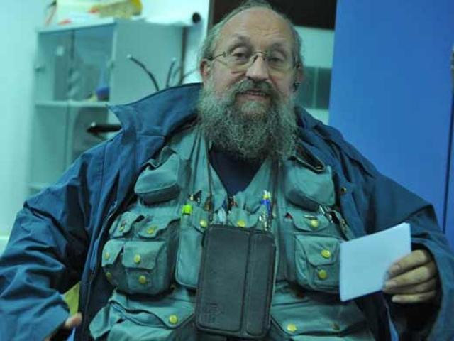 Анатолий Вассерман. Да-да, известный политический консультант, публицист и журналист получил российское гражданство лишь 27 января 2016 года, а до этого был гражданином Украины.