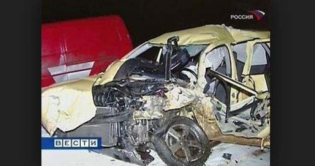 12 января 2008 года в Тверской области Геннадий на своем Volkswagen Golf, пошел на обгон грузовика, выполняя запрещенный правилами обгон по встречной полосе, из-за чего столкнулся с микроавтобусом.