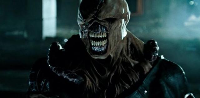 Немезис в Обителе зла 2: Апокалипсис.