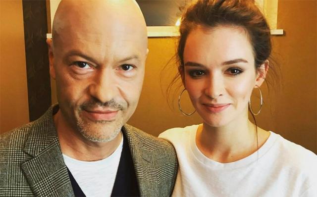 В марте 2016 года пара подала документы на развод, после чего все таблоиды начали трубить о том, что Федор Бондарчук начал подготовку к свадьбе с молодой актрисой Паулиной Андреевой, с которой он встречается с осени 2015 года.