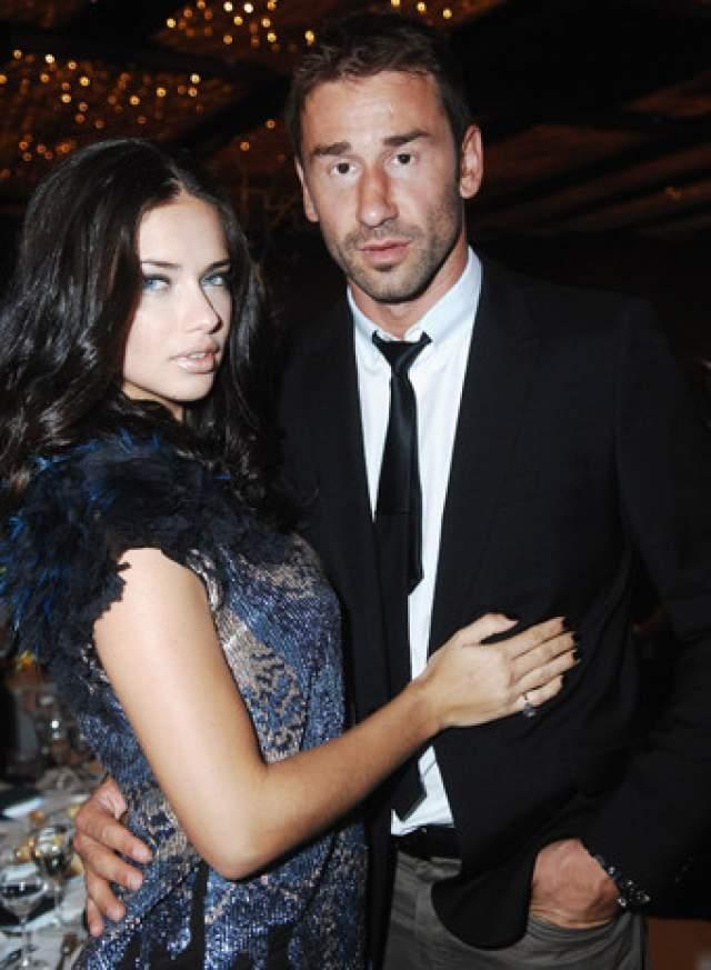 Адриана Лима, 37 лет. Экс-супруг - сербский баскетболист Марко Ярич (в браке с 2009 по 2016).