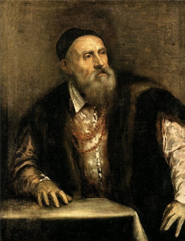 Сейчас созданная художником времен итальянского Возрождения картина пугает посетителей Национального музея в Кромержиже в Чехии.