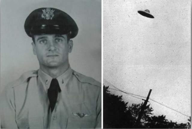 """Все попытки найти """"F-89 Scorpion"""" оказались тщетными. Он бесследно исчез вместе с пилотом."""
