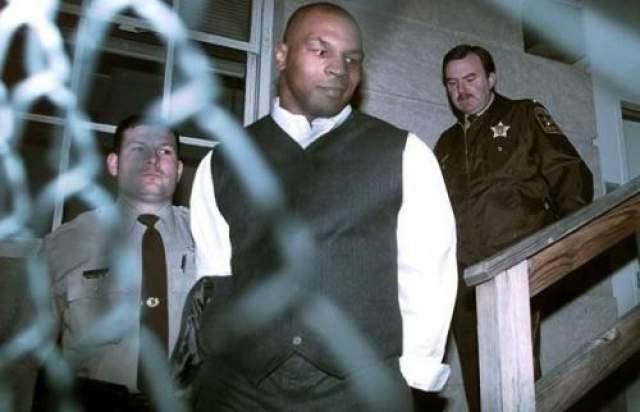 С 1999 года Тайсон отсидел 3,5 месяца в тюрьме штата Мэриленд за избиение двух водителей автомобилей во время уличной разборки. При этом он был приговорен к двум годам заключения, но вышел досрочно. С тех пор он попадал еще в несколько неприятных историй: избивал журналиста, попадался с наркотиками и так далее, но больше в тюрьме ему находить не приходилось.