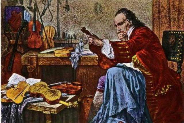 Антонио Страдивари.
