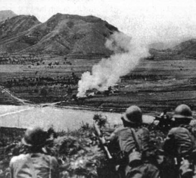 На утро китайский командующий, генерал Ли Фу Ши, был разбужен обезумевшим ординарцем, который сообщил ему, что на позициях нет ни одного солдата. Все, что осталось - это линии пустых окопов, лишенных любых признаков присутствия людей - ни живых, ни мертвых.
