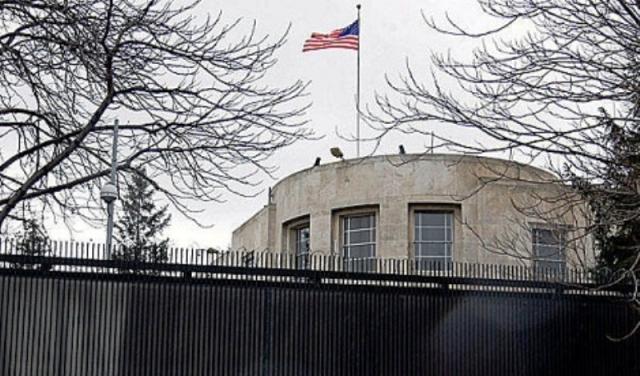 """В июне 1976 года Бразинскасы """"пропали"""" из охраняемого дома. Двое местных журналистов обнаружили их 23 июня в посольстве США. После скандала американцы вынуждены были сдать Бразинскасов турецкой полиции. Террористов, у которых якобы случился гипертонический криз, поместили в больницу."""