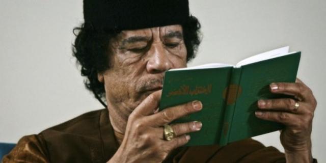 По словам Каддафи, среди его увлечений были верховая езда, охота, чтение и Интернет.