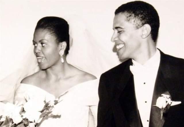 На официальную регистрацию отношений пара решилась лишь в 1992 году.