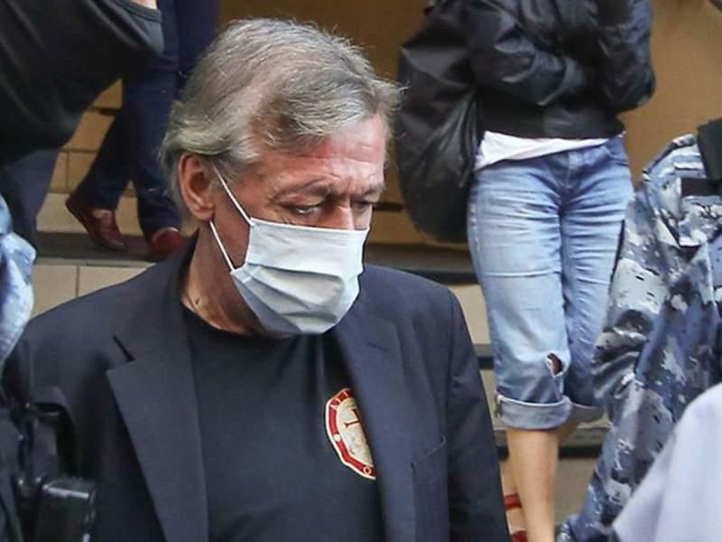 Ефремов отказался от адвоката Пашаева и заявил, что в момент ДТП сидел на пассажирском сиденье