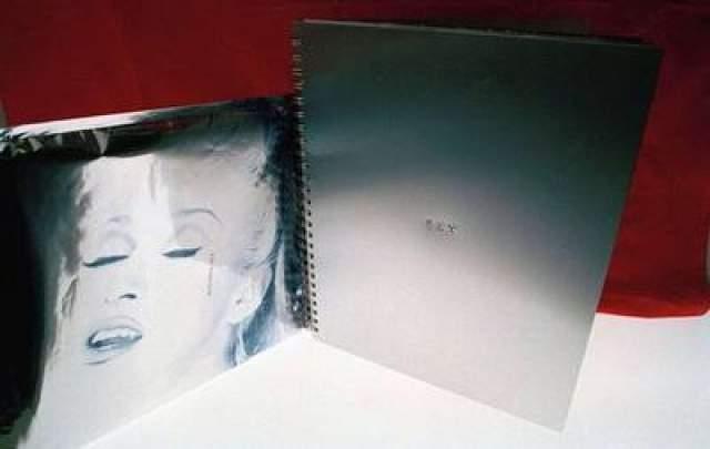 """Фотоальбом """"Sex"""" с пикантными снимками Мадонны и ее знаменитых друзей, был издан в 1992 году."""