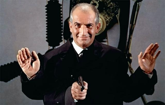 Очередной успех приносит роль комиссара Жюва в трилогии о Фантомасе (1964-1966). Изначально планировалось снять десять серий о похождениях знаменитого преступника, но прокат последней части трилогии, показал, что популярность падает и от продолжения оказались.