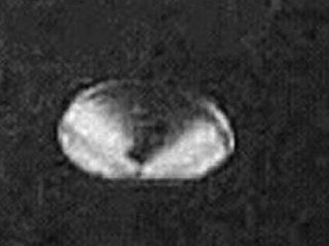 Коста-Рика, 1971 год. 4 сентября 1971 год самолет-картограф, работающий по заказу коста-риканского правительства, пролетая на высоте 4500 метров над одним озером, сделал снимок загадочного объекта. В ходе официального расследования НЛО не был опознан как какой-либо из известных науке обьектов.