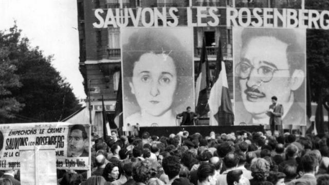 Была организована мощная международная кампания в поддержку супругов, в которой приняли участие физик Альберт Эйнштейн, писатель Томас Манн и папа Римский Пий XII.