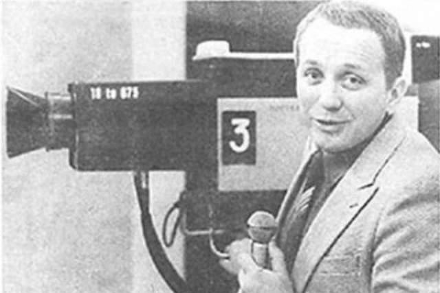 Александр Масляков, 76 лет. На телевидении работает с 1964 года, когда еще был студентом четвертого курса МИИТ.