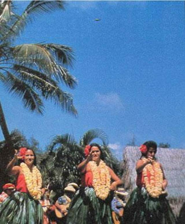 Гавайи, 1974 год