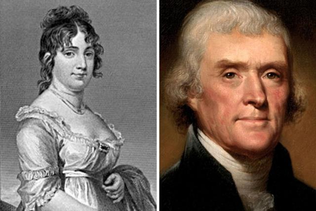 Самый счастливый период жизни президента связывают именно с Мартой. У пары было шестеро детей, и они были счастливы, пока Марта в возрасте 33 лет не умерла в 1782 году.
