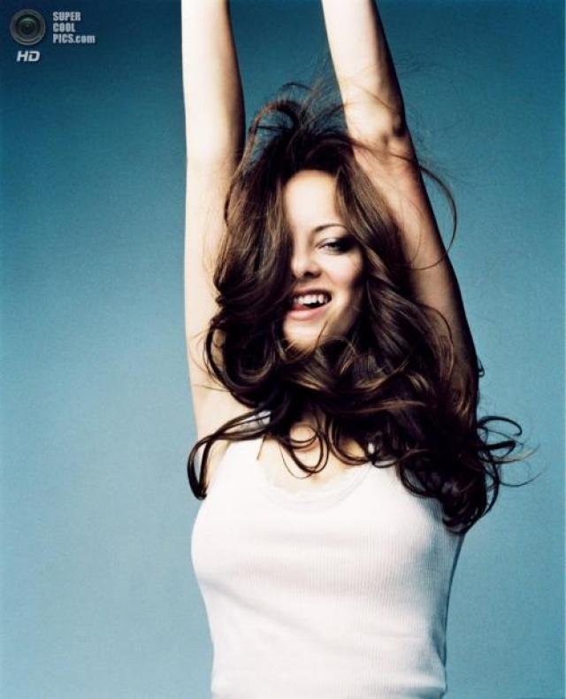 14. Американская актриса, модель и певица Бижу Филлипс (1998).