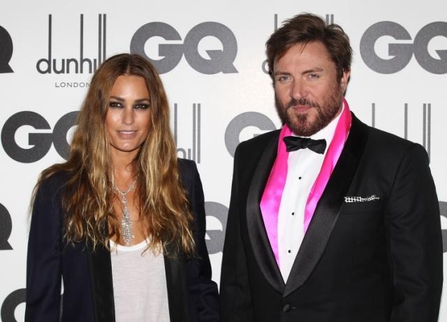 Ясмин Парванех. Супермодель стала женой музыканта Duran Duran Саймона Ле Бона в 1985 году.