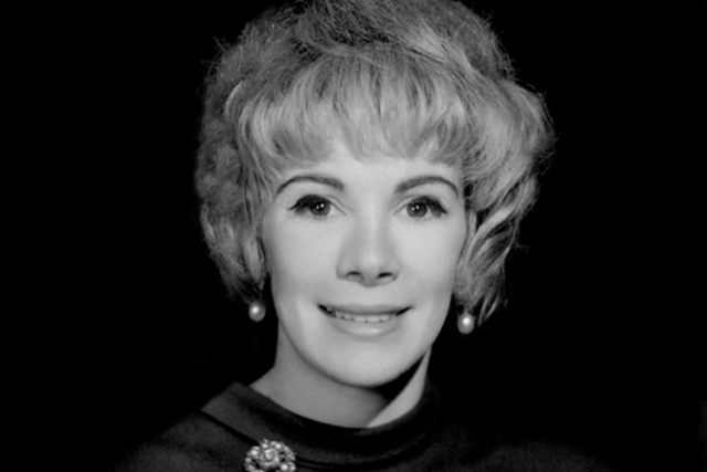 Актриса Джоан Риверз в 60-е.