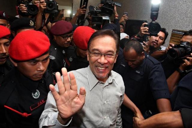 10 февраля 2015 г. Верховный суд Малайзии подтвердил приговор Ибрагиму.